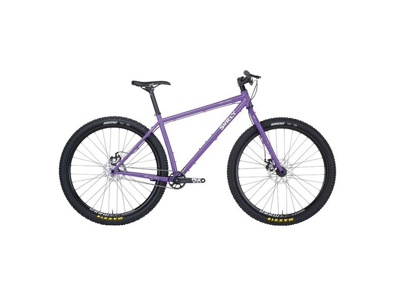 SURLY Karate Monkey SS 29er Bike Grape Soda click to zoom image