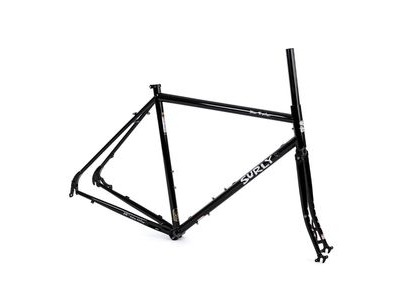 SURLY Disc Trucker Frameset Black