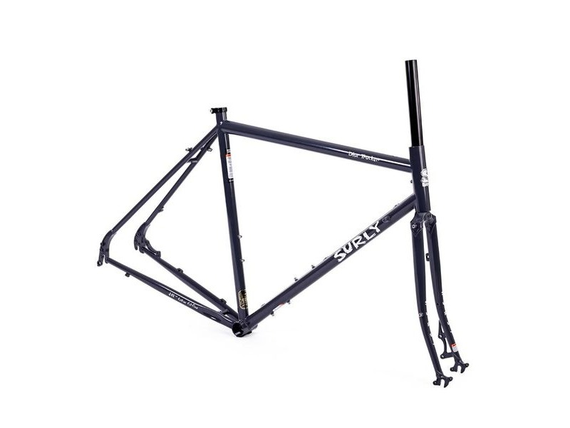 SURLY Disc Trucker Frameset Grey click to zoom image