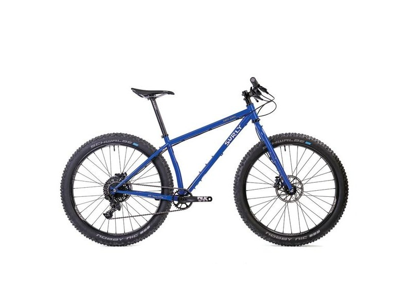 SURLY Karate Monkey 27.5+ Bike Blue Porta Potty click to zoom image