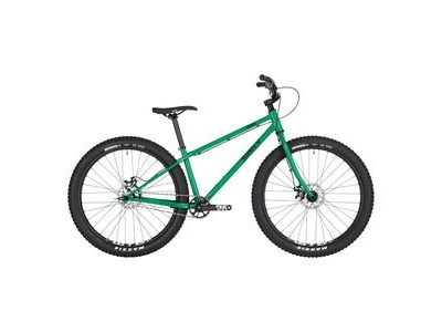 SURLY Lowside Single Speed 27.5 Astroturf Green
