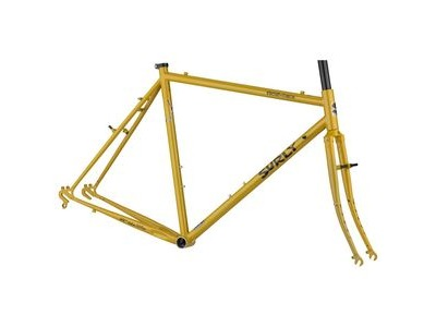 SURLY Cross-Check Frameset Cyclo-Cross - Butted 4130 Cr-Mo, inc. Cro-Mo Fork