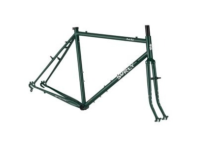 "SURLY Pack Rat Frameset 26"" Green"
