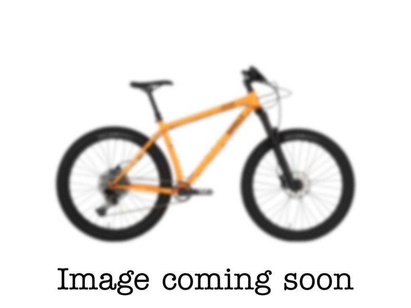 SURLY Karate Monkey Sus 27+ Complete Bike - SRAM NX Eagle Drivetrain, Vapour 35 Wheels, RS Gold35 Suspension Fork Toxic Tangerine click to zoom image