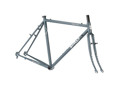 SURLY Cross-Check Frameset BlueGreenGray